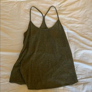 Olive Heather Green Urban Outfitters Tank